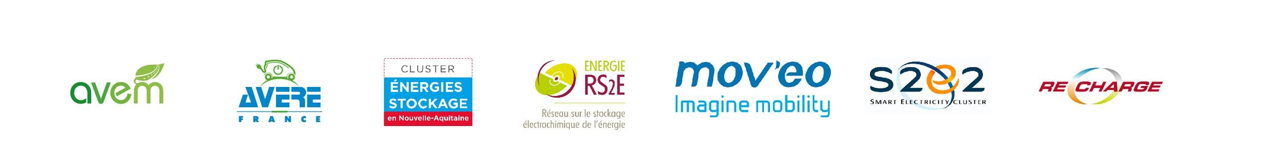 logotypes partenaires easyLi