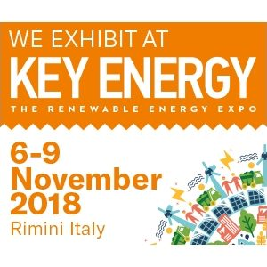 KEY ENERGY, November, Rimini, Italy