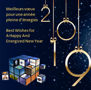 Best Wishes for A Happy And  Energized New Year