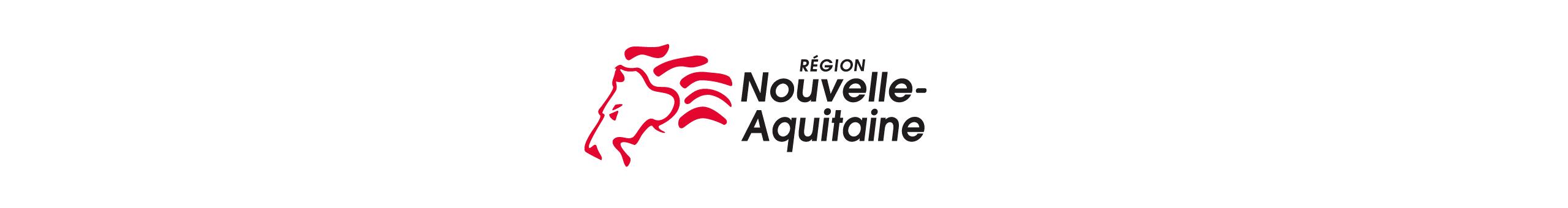 Logo della regione Nouvelle Aquitaine