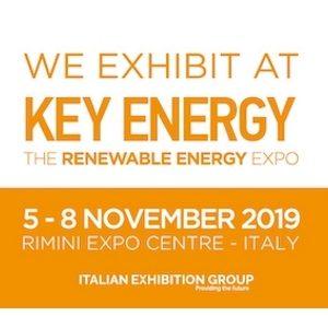 easyLi présent à Rimini au salon Key Energy en Novembre