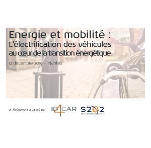 easyLi acteur de l'évènement Energie et mobilité organisé par S2E2 et ID4CAR