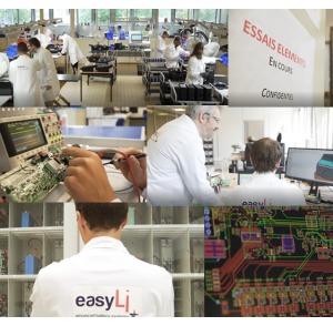 easyLi Batteries, l'outsider francese della mobilità elettrica