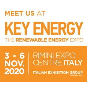 Key Energy from 3th to 6th November 2020, Rimini, Italy