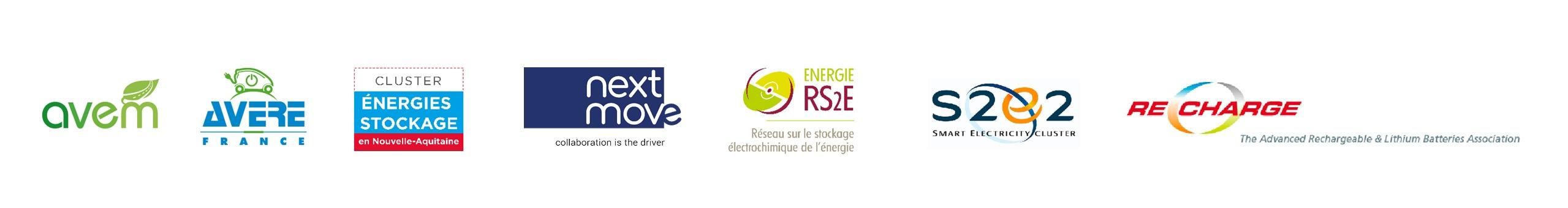 logotypes partenaires