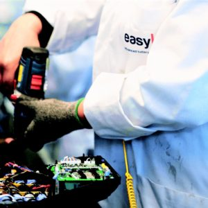 easyLi Batteries is an European specialist of custom Lithium-ion batteries for electric mobility