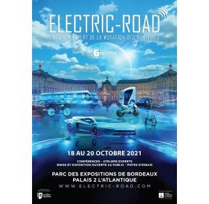 Electric Road, Bordeaux, 18 au 20 octobre