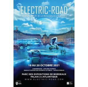 Electric-road, Bordeaux, dal 18 al 20 ottobre 2021